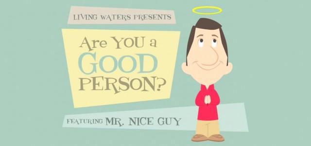 Är du en god människa?