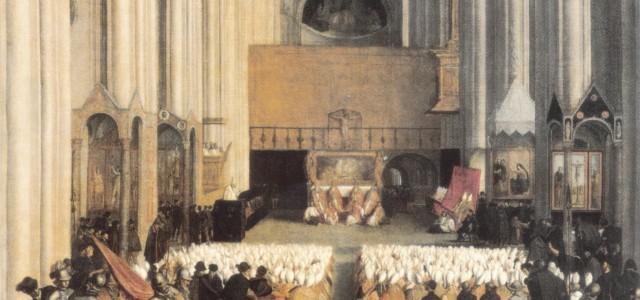 9 saker du bör känna till om det tridentinska kyrkomötet (Konciliet i Trient)