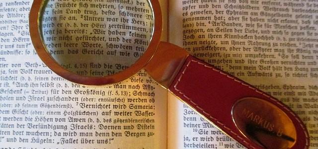 Varför Memorera Skriften?