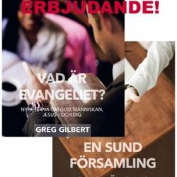 Nyhet: Reformedia ger bort 4000 böcker till 2000 kristna ledare