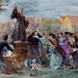 Idag är det 300 år sedan George Whitefield föddes