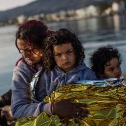 En strimma av hopp för flyktingar i Grekland