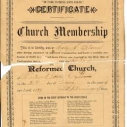 Är det verkligen nödvändigt med församlingsmedlemskap?