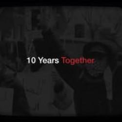 10 år tillsammans (T4G 2016, svensk text)