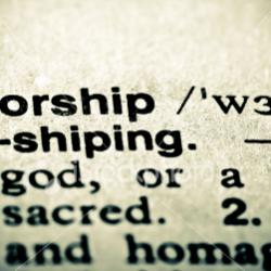 Vad är tillbedjan?