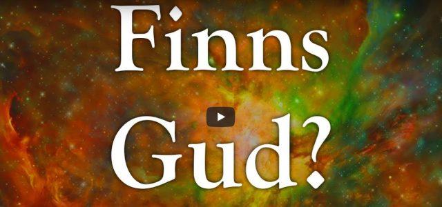 Finns Gud? (video från Logia)