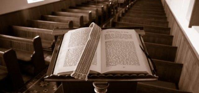 Predika till de okunniga, till dem som tvivlar och till syndare