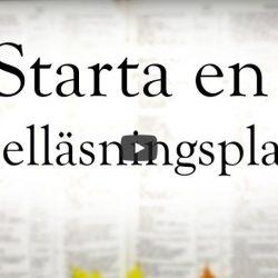 Starta en bibelläsningsplan! (video från Logia)