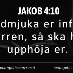 Jakobs brev 4:10