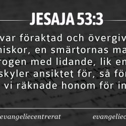 Jesaja 53:3