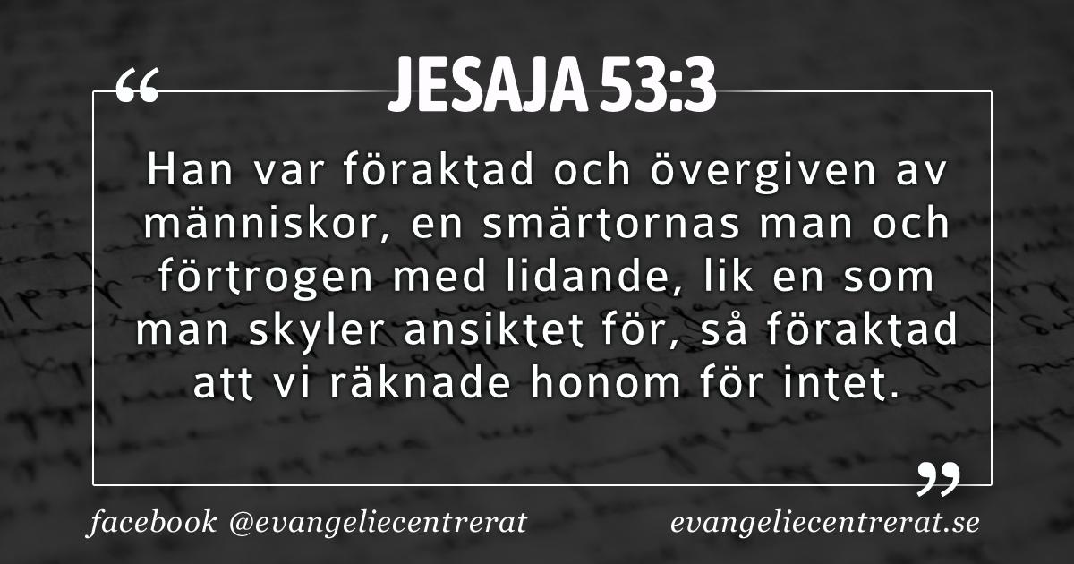Jes 53:3