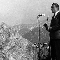 9 saker du bör veta om Billy Graham (1918–2018)