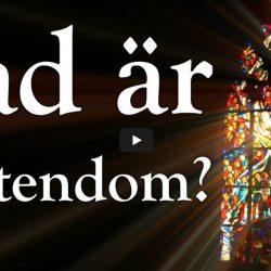 Vad är kristendom? (video från Logia)