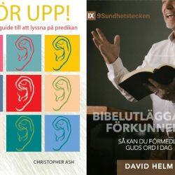Nyhet: Reformedia ger bort 2000 böcker till 1000 kristna ledare