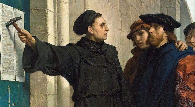 Martin Luthers personliga brev till en nära vän som kämpar med andlig hopplöshet