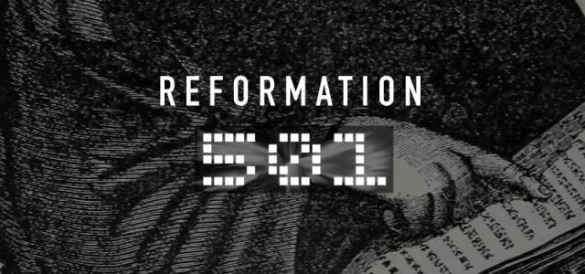 Reformationen 501 år
