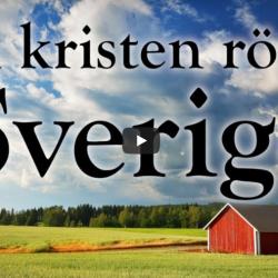 En kristen röst i Sverige