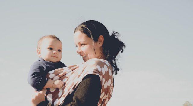 Uppmuntrande ord för unga mammor (svensk text)