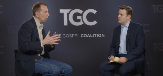 Mike Bullmore om biblisk tillämpning i predikan