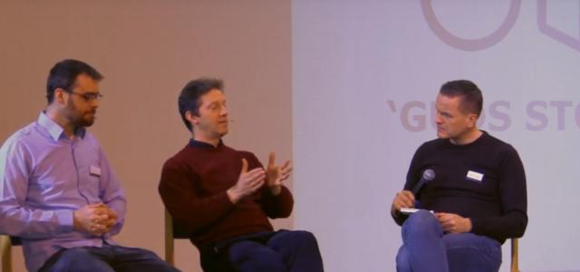 Videor från Equipped-konferensen 2019 med Vaughan Roberts