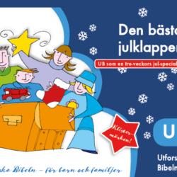 Den bästa julklappen! – Nytt material för att hjälpa barn och familjer att utforska Bibeln