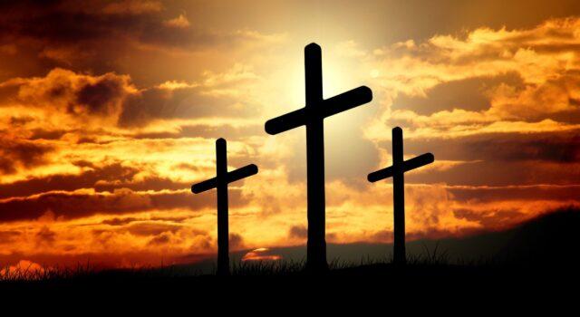 Två anledningar till att Jesus dog på korset