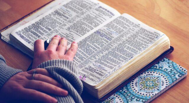 Alla bibelstudier för kvinnor är inte lika